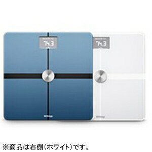 WITHINGS 体組成計「Withings Body」 WBS05‐WHITE‐ASIA【送料無料】