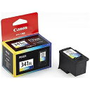 [point double] Canon FINE cartridge (large-capacity three colors of colors) BC-341XL