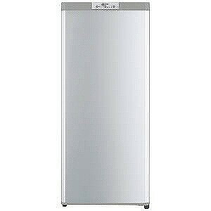 三菱 1ドア冷凍庫(121L・右開き) MF−U12B−S (シルバー)【標準設置無料】