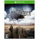 スクウェア・エニックス Xbox Oneソフト ファイナルファンタジーXV (通常版)(送料無料)