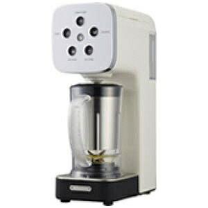ドウシシャ ミキサー機能付コーヒーメーカー「クワトロチョイス」 QCR−85A−WH(送料無料)
