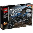 LEGO レゴブロック 42063 クラシック BMW R 1200 GS アド...