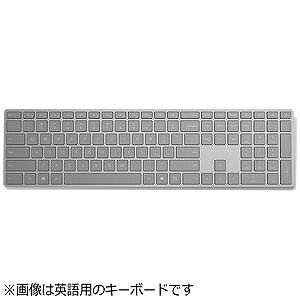 マイクロソフト Surface専用ワイヤレスキー...の商品画像