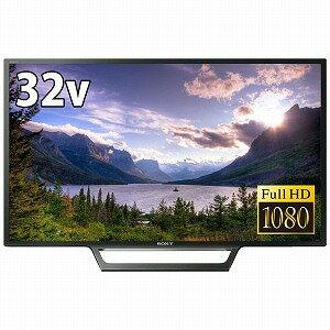 ソニー 32V型フルハイビジョン液晶テレビ BRAVIA(ブラビア) KJ−32W730E(送料無料)
