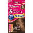 ホーユー 【Bigen】香りのヘアカラー クリーム 3D 落ち着いた明るいライトブラウン ビゲンカオリクリーム3D