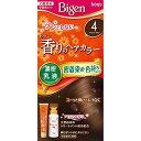 ホーユー 【Bigen】香りのヘアカラー 乳液 4 ライトブラウン ビゲンカオリエキ4(4