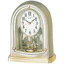 セイコー 電波置き時計 「スタンダード」 BY241G