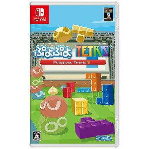 セガ Nintendo Switchソフト ぷよぷよTMテトリス(R)S(送料無料)