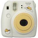 富士フイルム インスタントカメラ 『チェキ』 instax mini 8「ぐでたま」 INSMINI8GUDETAMA