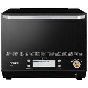 パナソニック オンライン スチームオーブンレンジ 「ビストロ」(30L) NE−BS804−K (ブラック)(送料無料):コジマ店