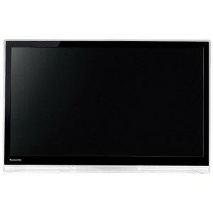 パナソニック 24V型 ポータブルテレビ プライベートビエラ UN−24F7−K ブラック(送料無料)