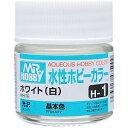GSIクレオス 水性ホビーカラー H1 光沢 ホワイト ◆H‐1ホワイトNEW