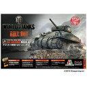 1/35 WORLD OF TANKS ◆アメリカ 中戦車 M4 シャーマン