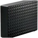 エレコム 外付HDD 4TB[USB3.0・Mac/Win] テレビ対応 SGD-NYUシリーズ Expansion ブラック SGD-NY040UBK(送料無料)