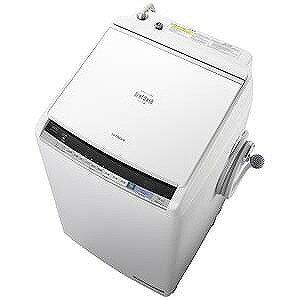 日立 洗濯乾燥機 (洗濯8.0kg/乾燥4.5kg)「ビートウォッシュ」 BW−DV80B−W (ホワイト)(標準設置無料)