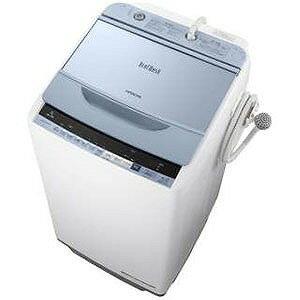 日立 全自動洗濯機 (洗濯7.0kg)「ビートウォッシュ」 BW−V70B−A (ブルー)(標準設置無料)