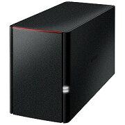 バッファロー ネットワークHDD 8TB LS220DCシリーズ RAID機能搭載  LS220D0802C(送料無料)