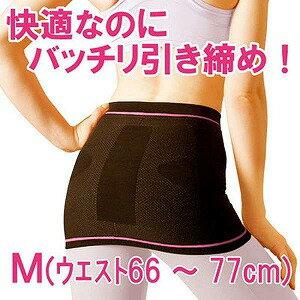 健康グッズ腰・骨盤サポーター着けるだけ骨盤ダイエットサポーターM女性用3B−3353(ウエスト:64