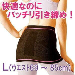 健康グッズ腰・骨盤サポーター着けるだけ骨盤ダイエットサポーターL女性用3B−3354(ウエスト:69