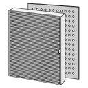 ショッピング空気清浄機 シャープ SHARP 空気清浄機用フィルター セット (集じん+脱臭・各1枚入り) FZ‐600RSF