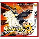 任天堂 3DSゲームソフト ポケットモンスター ウルトラサン