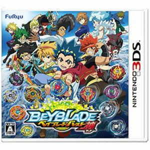 フリュー 3DSゲームソフト ベイブレードバースト ゴッド