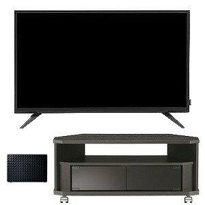 【新生活応援セット】液晶テレビ32V型+HDD(...の商品画像