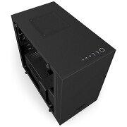 タイムリー PCケース H200i インテリジェント CA−H200W−BB ブラック