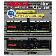増設メモリ デスクトップ用 4GB DCDDR4−2666−8GB HS [DIMM DDR4 /4GB /2枚]