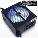 535W PC電源 THUNDER RGB  RX−535AP−R [ATX /Bronze](送料無料)