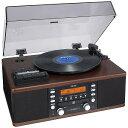ティアック レコードプレーヤー LP-R520-WA ウォールナット