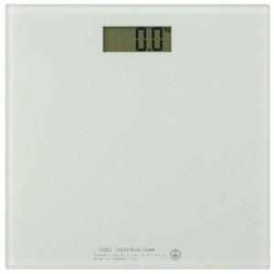 オーム電機 デジタル体重計 HBK−T100−W