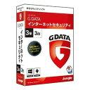 ジャングル 〔Win版〕 G DATA インターネットセキュリティ 3年3台 [Windows用] JP004620