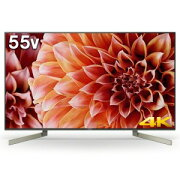 ソニー 55V型4K液晶テレビ「BRAVIA(ブラビア)」 KJ−55X9000F(標準設置無料)