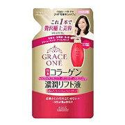 コーセーコスメポート GRACE ONE(グレイスワン) 濃潤リフト液 つめかえ用(200ml)〔化粧水〕