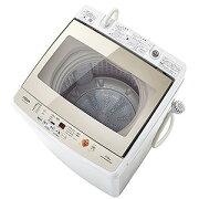 AQUA 全自動洗濯機 (洗濯7.0kg) AQW−GV70G−W(ホワイト)(標準設置無料)