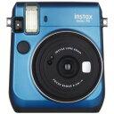 富士フイルム インスタントカメラ チェキ instax mini 70N ブルー INSMINI70NBLUE