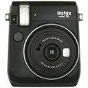 富士フイルム インスタントカメラ チェキ instax mini 70N ブラック INSMINI70NBLACK