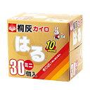 桐灰化学 カイロ 貼るミニ 30P〔カイロ〕 はるミニ(30コ入り)