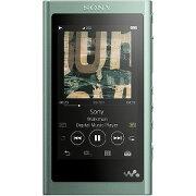 ソニー ハイレゾ対応ウォークマン(16GB)「WAシリーズ」 NW−A55HN (GM)ホライズングリーン