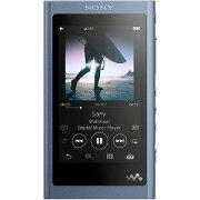 ソニー ハイレゾ対応ウォークマン(16GB)「WAシリーズ」 NW−A55HN (LM)ムーンリットブルー