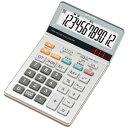 シャープ ナイスサイズタイプ電卓 EL‐N862‐X