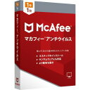 マカフィー マカフィー アンチウイルス 1年版 [Windows用] MAB00JNR1RAAM