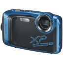 富士フイルム 防水コンパクトデジタルカメラ FinePix(ファインピックス) FFX-XP140-SB スカイブルー