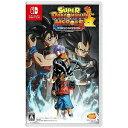 バンダイナムコ SWITCHゲームソフト スーパードラゴンボールヒーローズ ワールドミッション