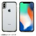 ROA iPhone XS Max 6.5インチ用 EDITION PP CRYSTAL BUMP MV15047I65(ブラ