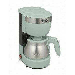 ラドンナ Toffy 5カップアロマコーヒーメーカー TOFFY PA K−CM8