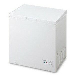 上開き式冷凍庫 142LICSD-14A-W