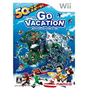 [point double] Bandai NAMCO games Wii software ◎ GO VACATION (go vacation)