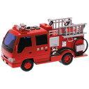 トイコー サウンドポンプ消防車 ◆サウンドポンプショウボウシャ